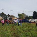 INICIO DE LOS TRABAJOS PARA LA CONSTRUCCIÓN DEL ESTADIO MUNICIPAL.