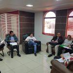 Reunión de trabajo con supervisores, docentes y directores del municipio de San Alberto