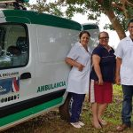 Más un chofer de ambulancia para el Puesto de Salud de San Alberto.