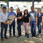 Visita al Municipio de Salgado Filho, a fin de buscar inversores para generar fuente de trabajo