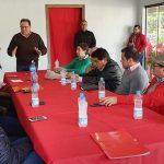 Reunión de trabajo con el Director General de la Itaipú Binacional